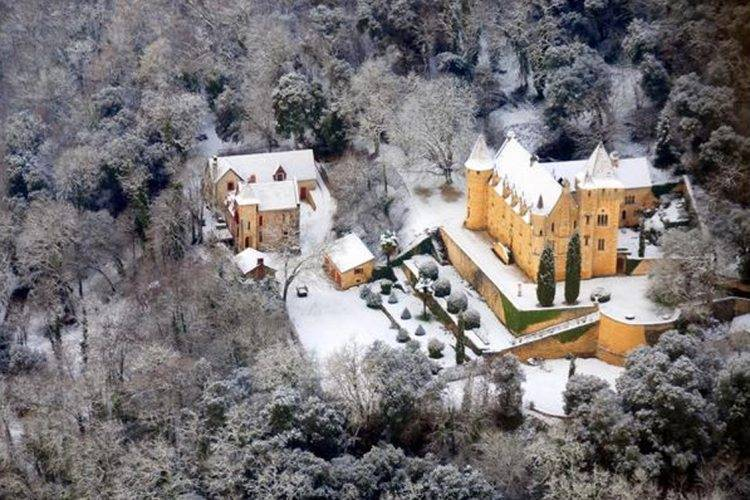 Chateau De Ruffiac (France)