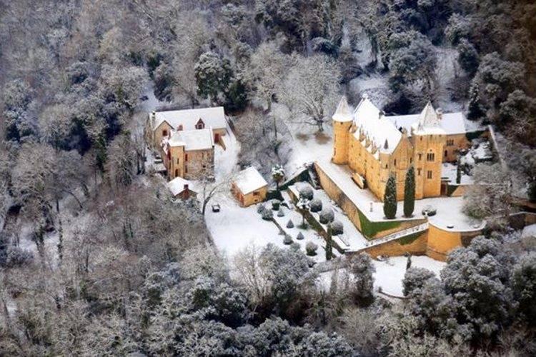 Chateau De Ruffiac (France)