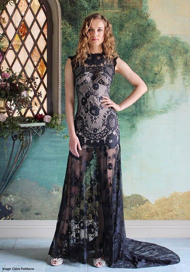 Claire Pettibone Cheyenne Gown