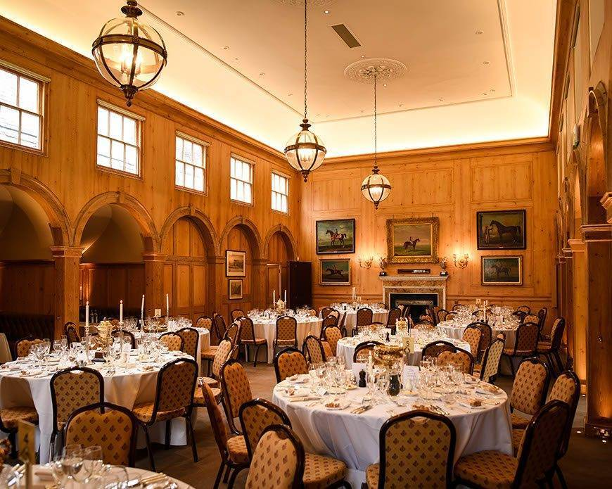Jockey Club Rooms
