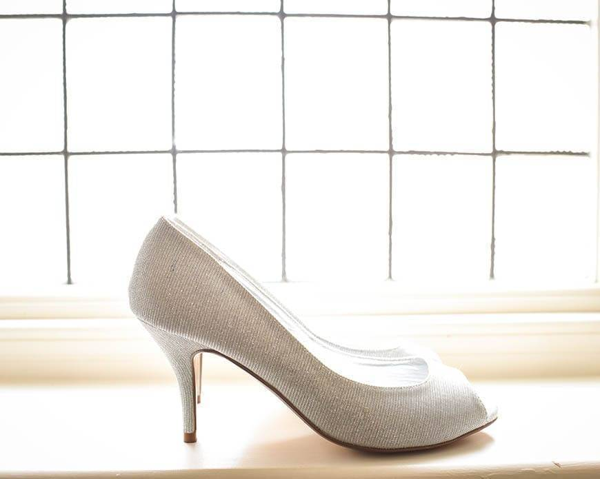 Luxury Wedding Shoe