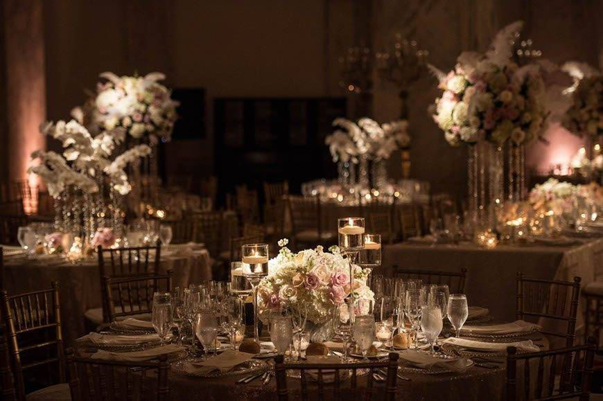 Wedding Reception Ritz Cartlon Philadelphia
