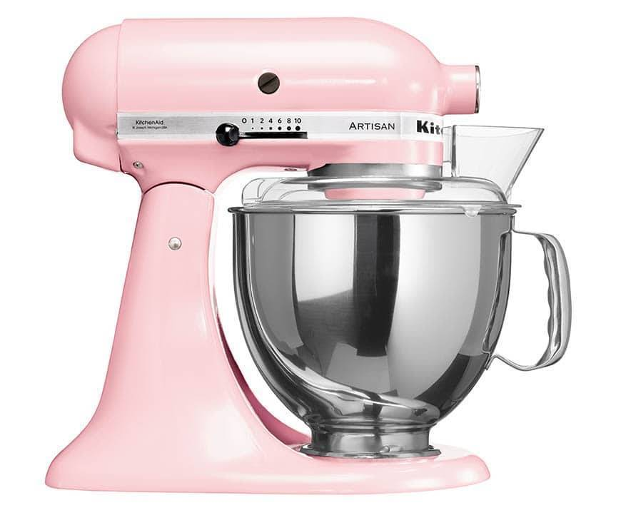 Pink Stand Mixer 1 - 2016 Pantone Pick Ideas from The Wedding Shop