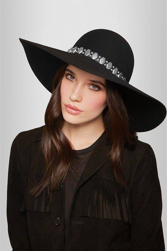 Saint Laurent Fedora