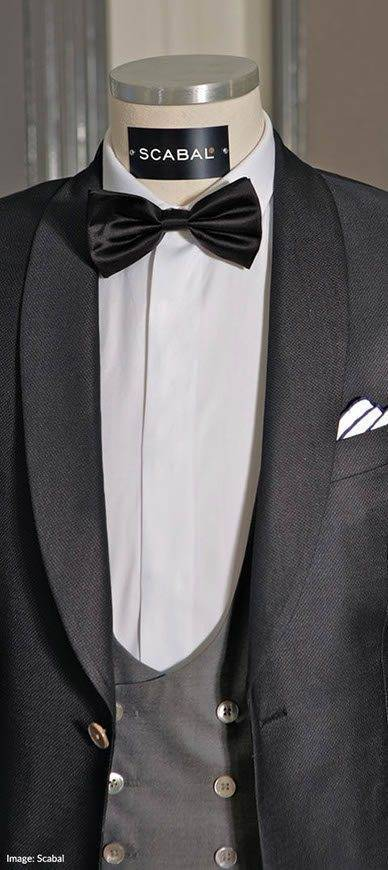 Scabal Mens Suits