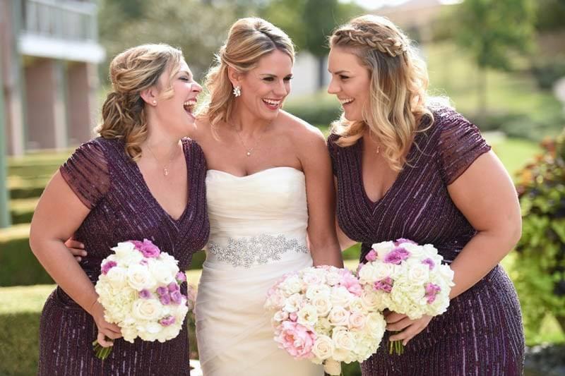 Real Wedding | Four Seasons Fairytale