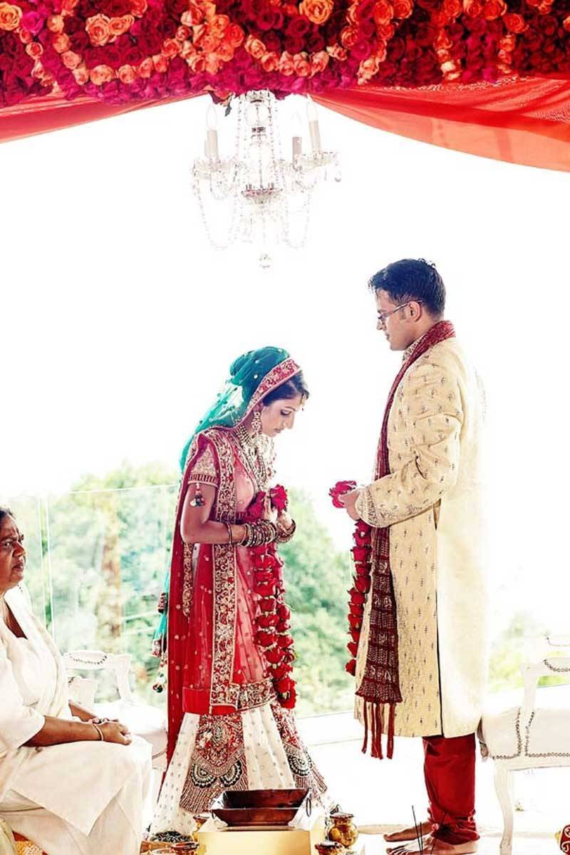 Asian Wedding Ceremony
