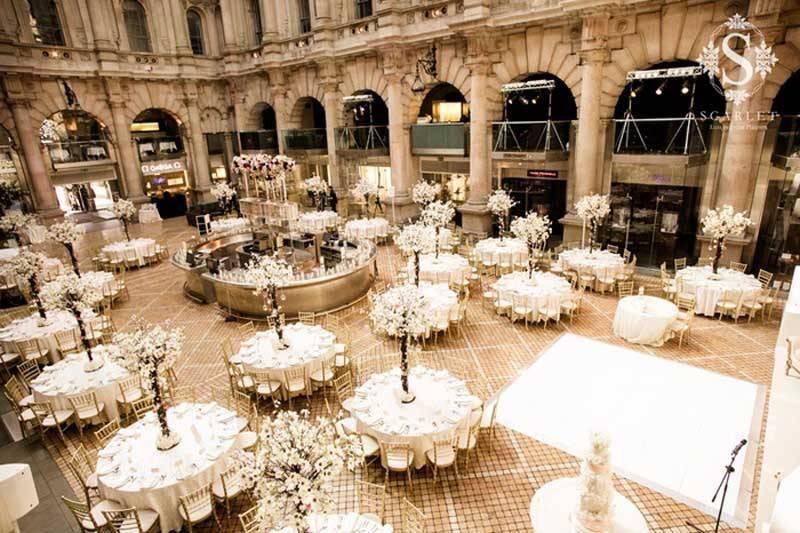 Luxury Wedding Planners London