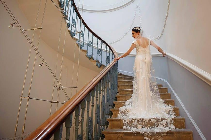 Emma Hunt Wedding Gown
