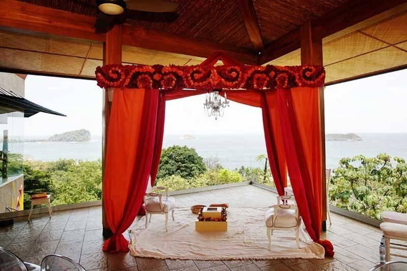 368cf858 2f43 46b9 a4aa b712b3860d7a - Stunning Indian Wedding in Costa Rica