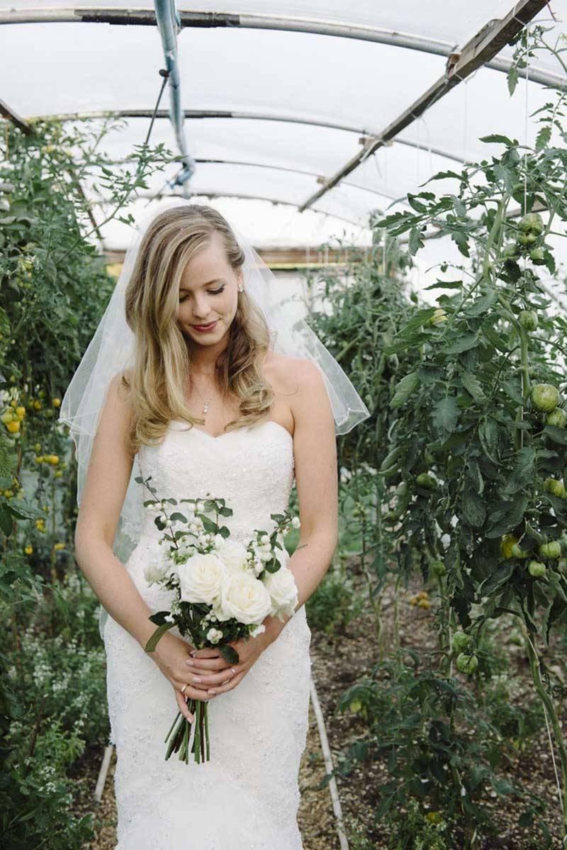 Tori Harris On Bridal Make-Up