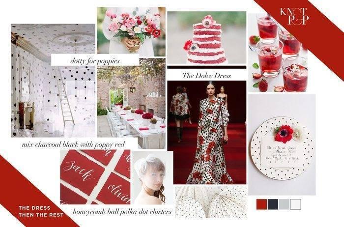 Valentines Wedding Mood Board