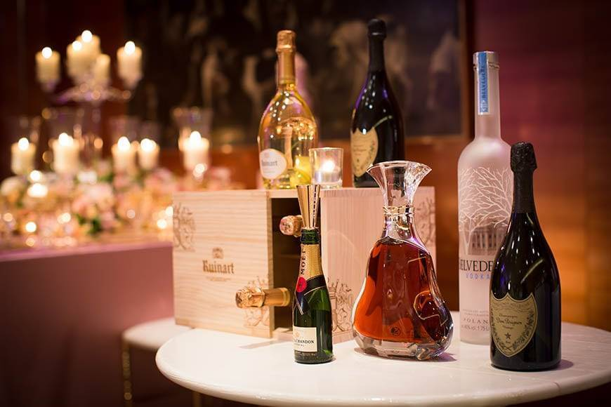Moet Fine Wines And Champagne