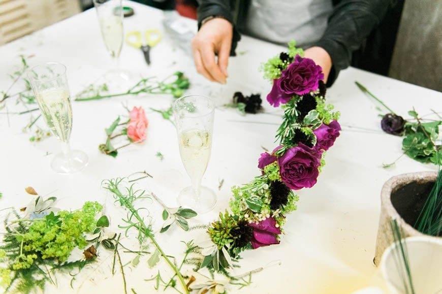 Bridal Floral Workshop