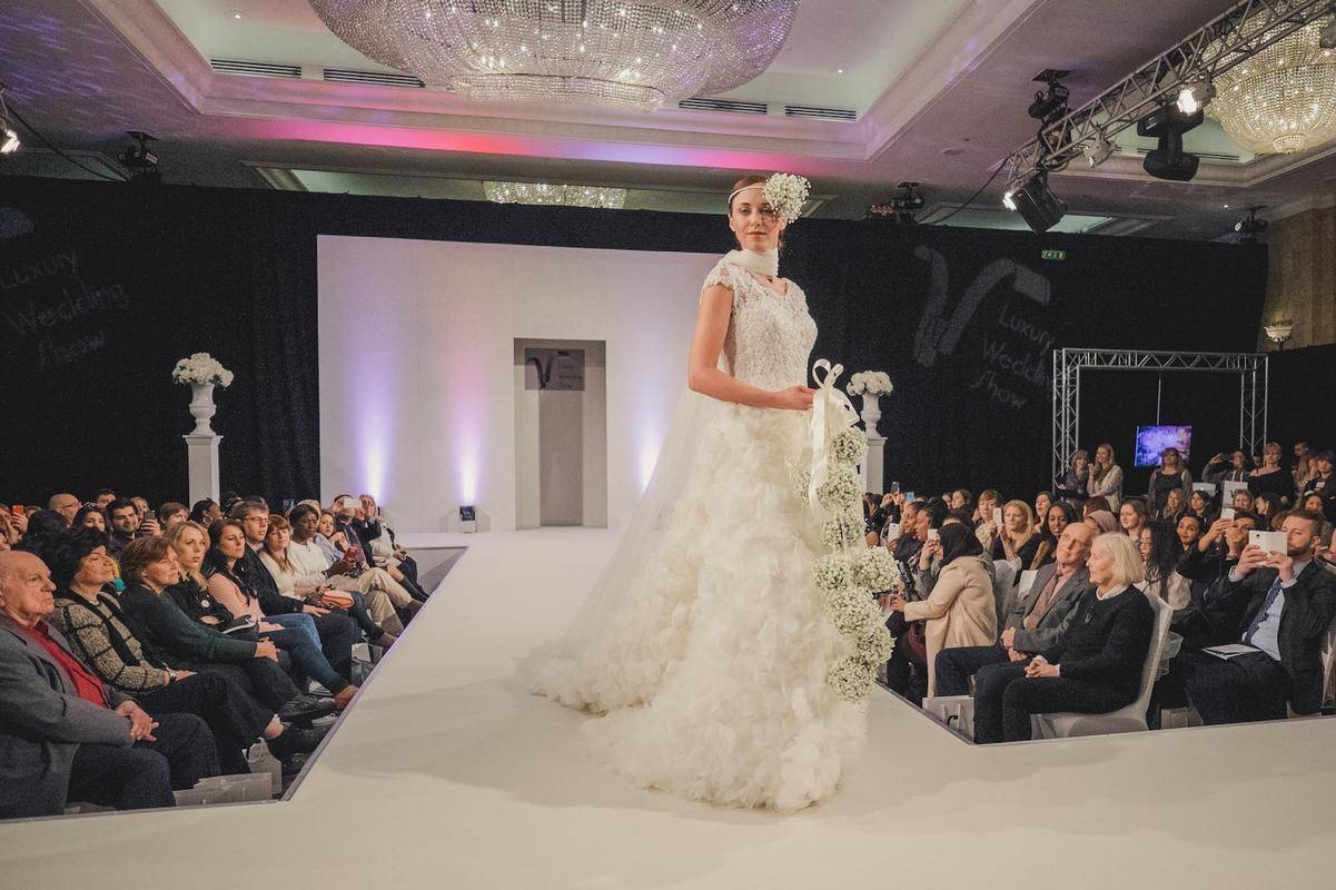 Luxury Wedding Show London Hilton