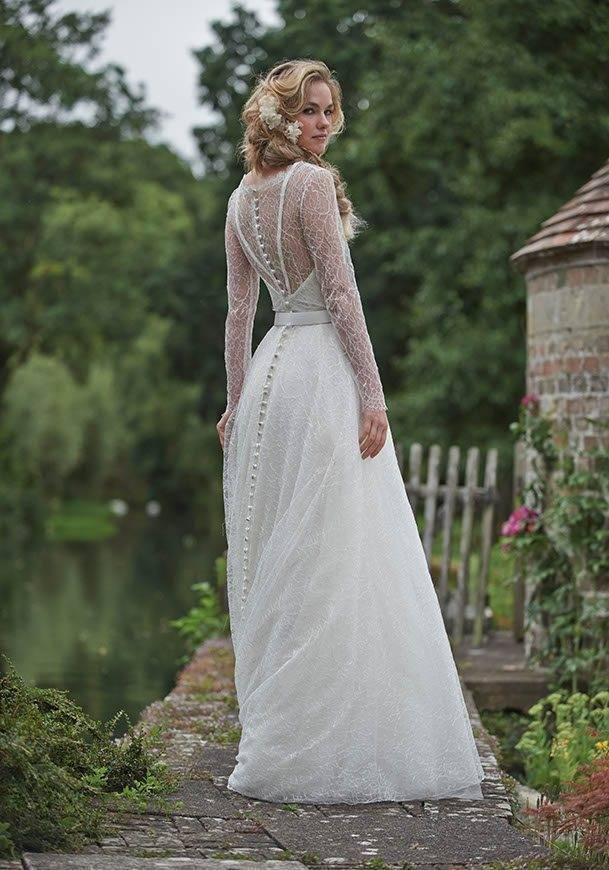 Stephanie Allin Anna Lace Over Dress
