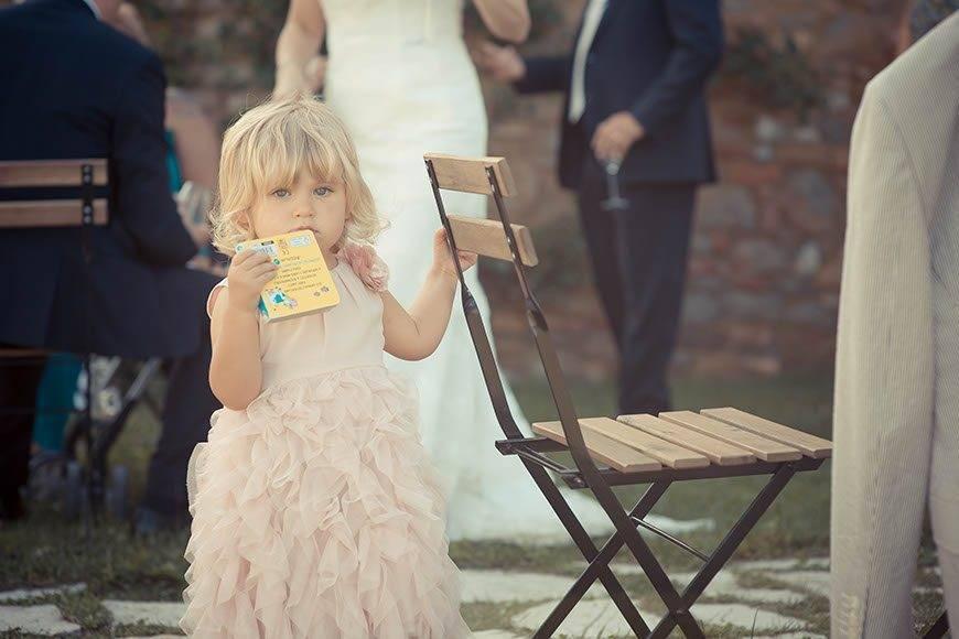 Bridesmaid Italy