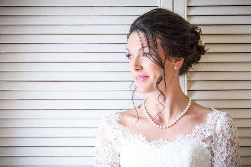Tori Harris On Bridal Make-Up