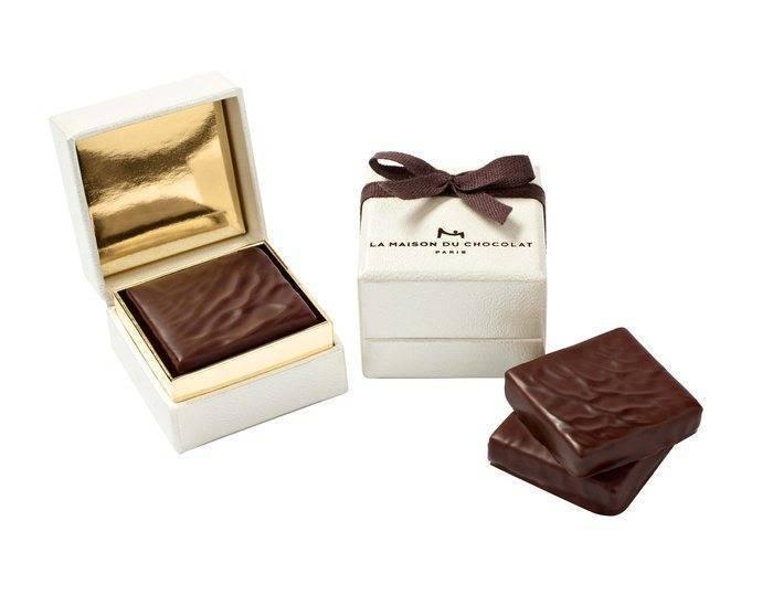 La Maison du Chocolat Boxed Wedding Favours
