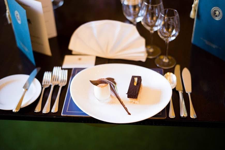 Wedding Dessert At Grays Inn