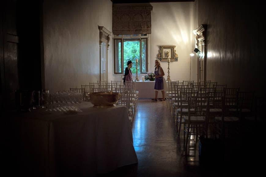 intimate destination wedding in venice