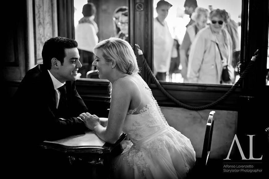 Alfonso Lorenzetto - Venice Wedding