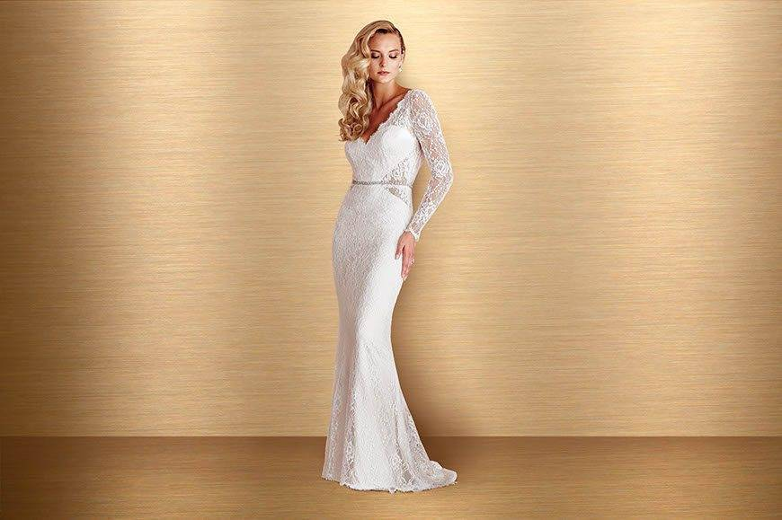 The Paloma Blanca Spring 2016 Collection