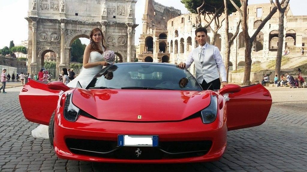 Canestri Autonoleggi - Ferrari F458