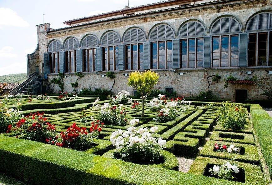 Villa Corsini Florance Italy