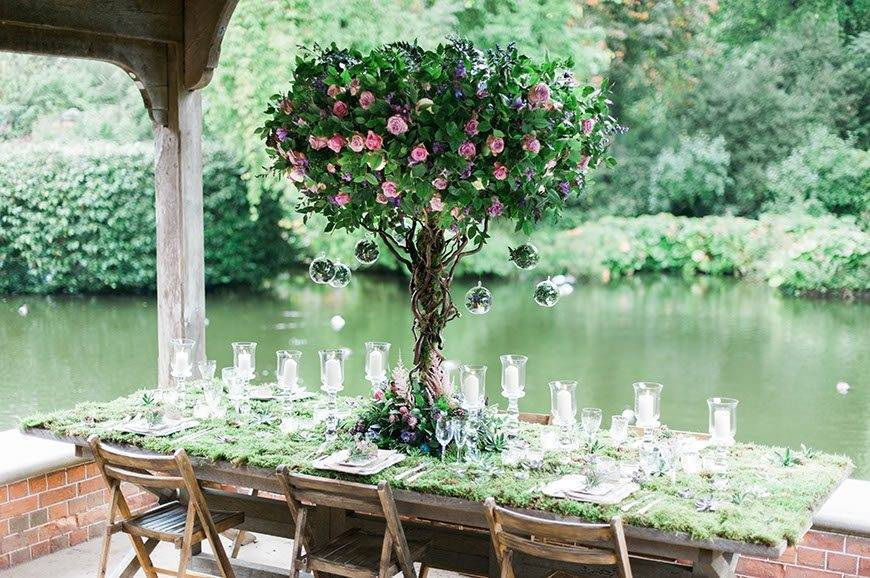 Enchanted Woodland Wedding Inspiration