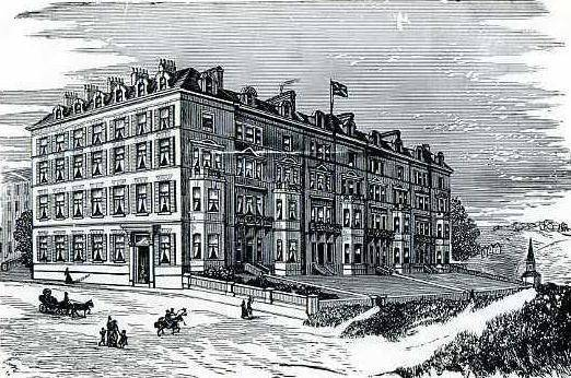 The Bournemouth Highcliff Marriott Hotel