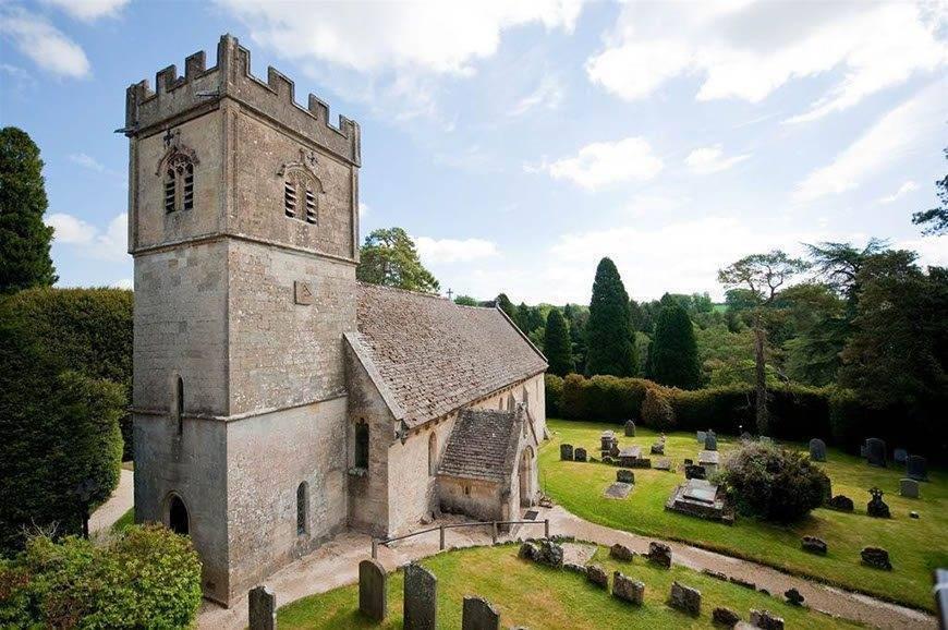 Church at Cowley Manor