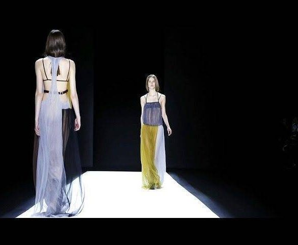 Vera Wang – Fall Winter 2016/2017 Full Fashion Show