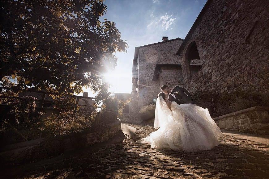 Studio Fotografico Bacci - Tuscany Florence Wedding