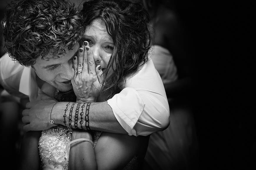 Daniele Vertelli Wedding Photographer - wedding emotion