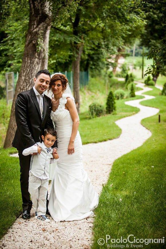 Beautiful picture at the Weddig Venue  - Top 5 Wedding Venues In Romagna Italy