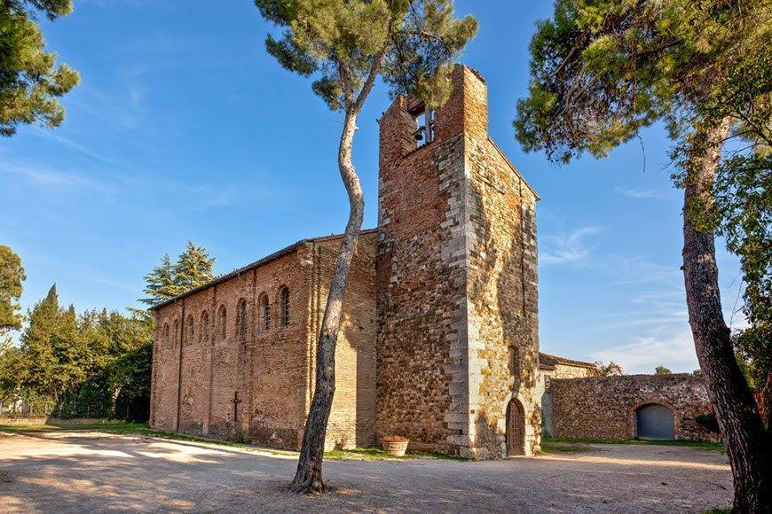 Byzantine Church for Religious Ceremony  - Top 5 Wedding Venues In Romagna Italy