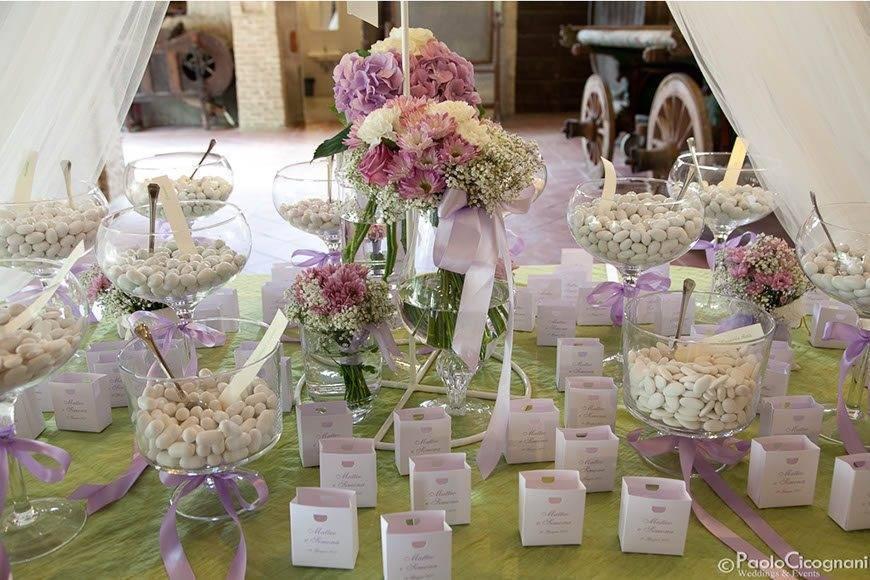 Confetti - Top 5 Wedding Venues In Romagna Italy