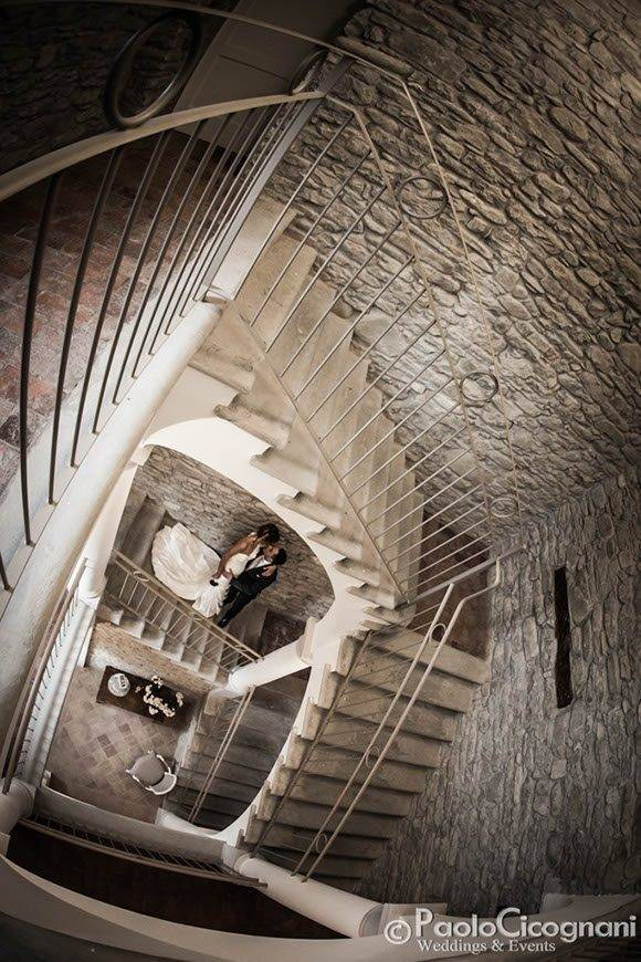 Couple photo shooting indoor - Top 5 Wedding Venues In Romagna Italy