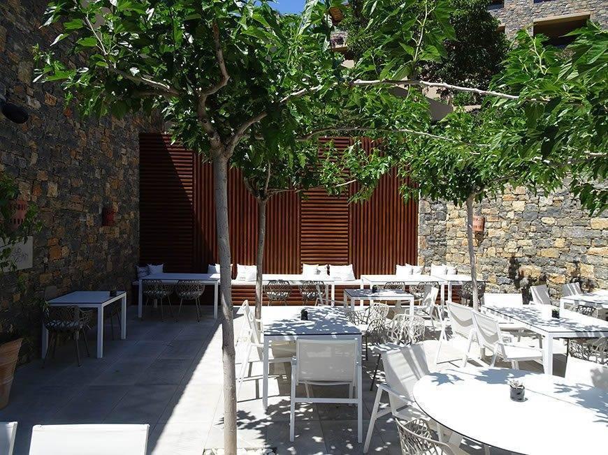 Daios Cove Crete Restaurant