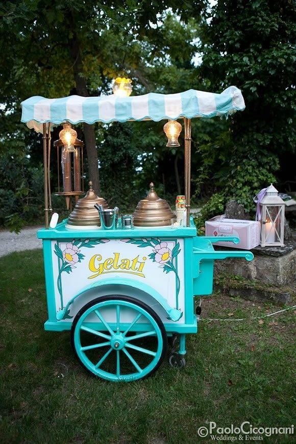 Ice cream - Top 5 Wedding Venues In Romagna Italy