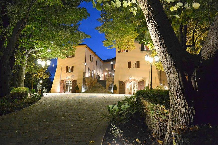 Italian Villa for Wedding 1 - Top 5 Wedding Venues In Romagna Italy