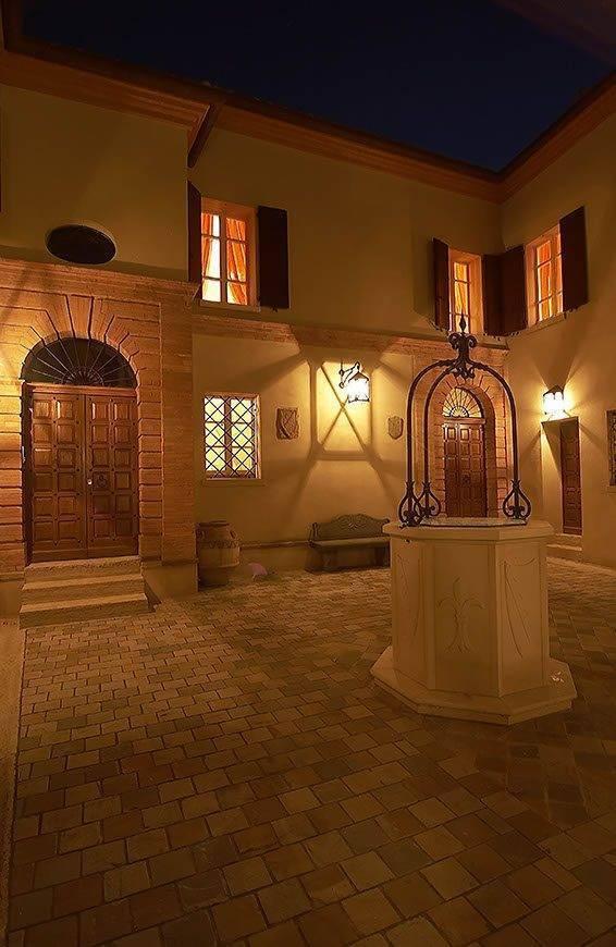 Italian Villa well - Top 5 Wedding Venues In Romagna Italy
