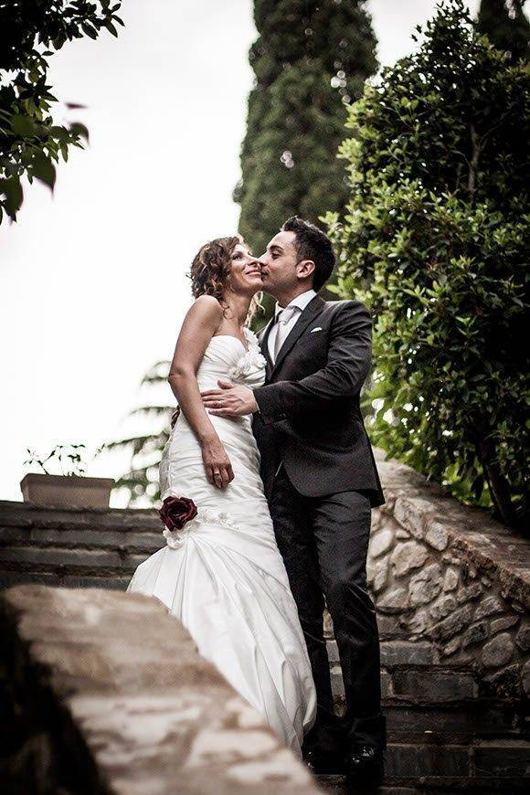 Lovely Wedding couple - Top 5 Wedding Venues In Romagna Italy