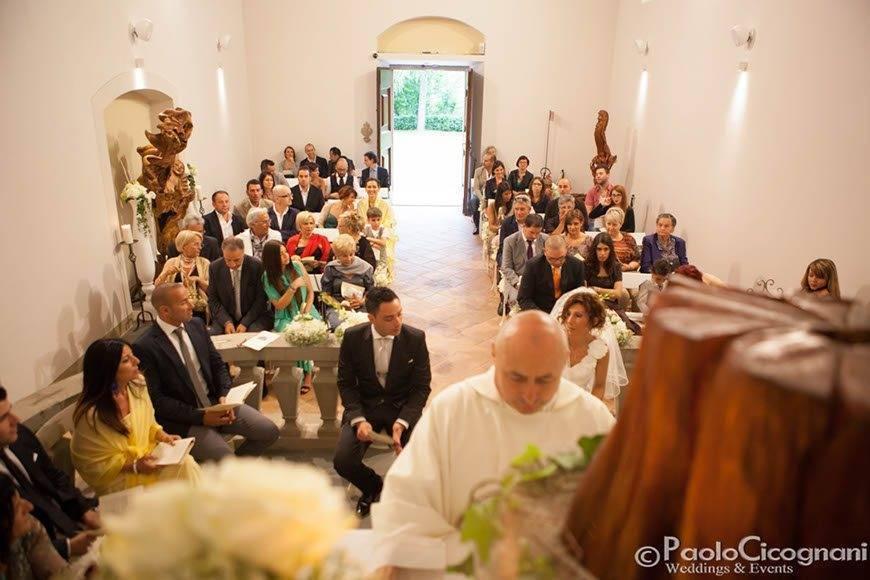 Religious Ceremony in Italy - Top 5 Wedding Venues In Romagna Italy