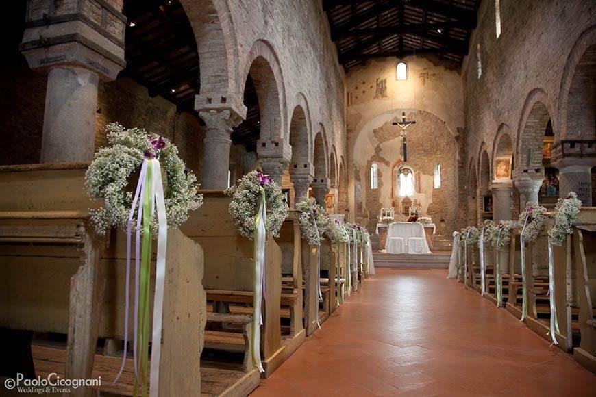 Roman Church Italy - Top 5 Wedding Venues In Romagna Italy