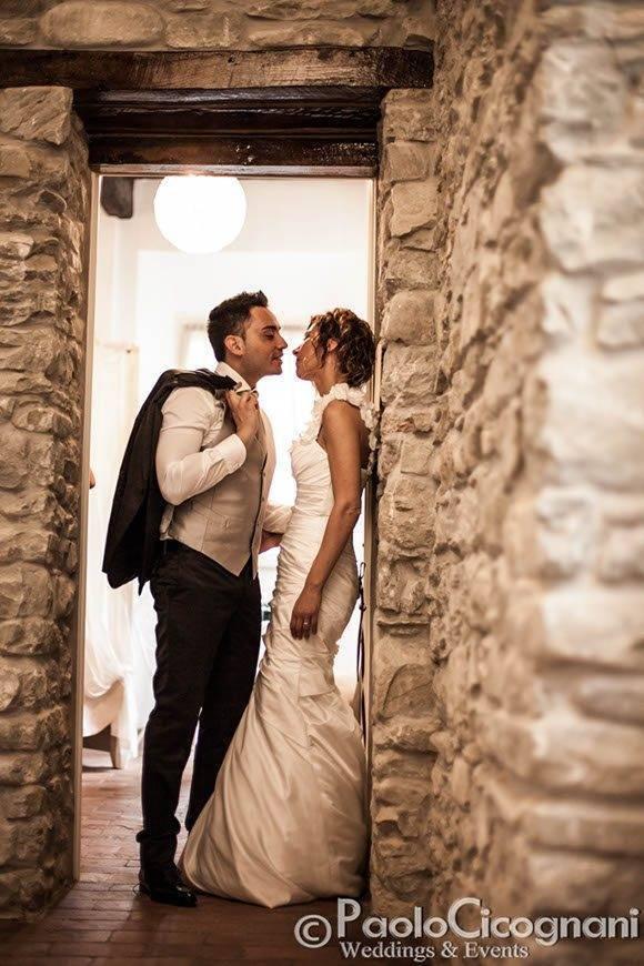 Romantic photo - Top 5 Wedding Venues In Romagna Italy