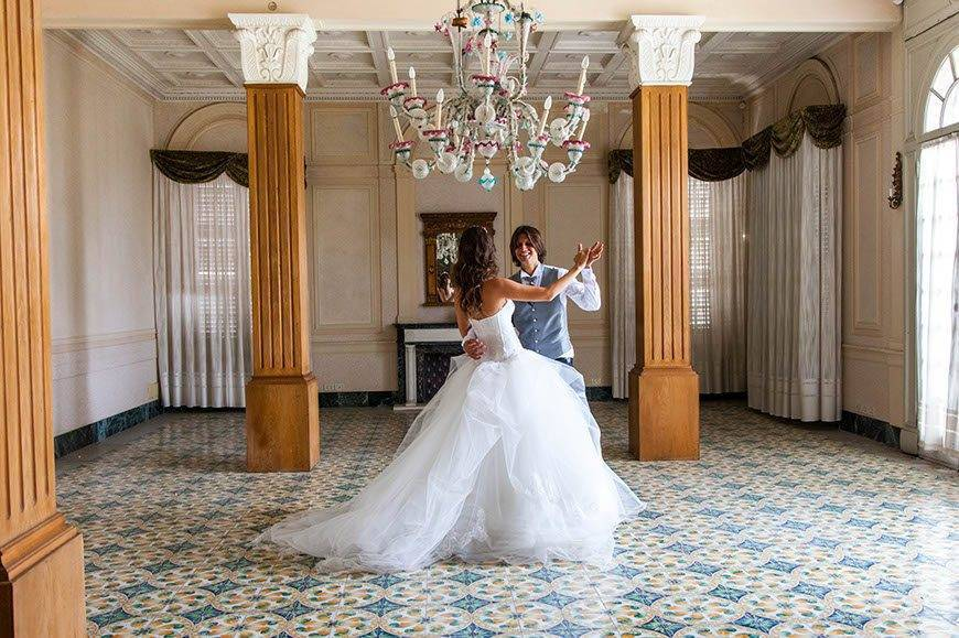 Wedding Couple Dancing 1 1 - Top 5 Wedding Venues In Romagna Italy