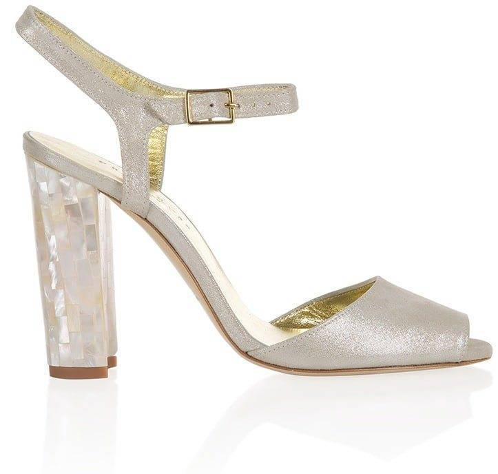 141fdbf1626 The Castello Bridal Shoe Collection By Freya Rose