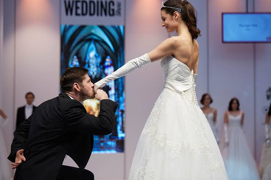 National Wedding Show 2016